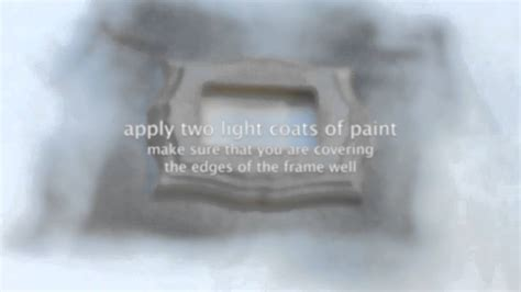 spray painting unfinished wood spray painting unfinished frame diy tutorial by imagine