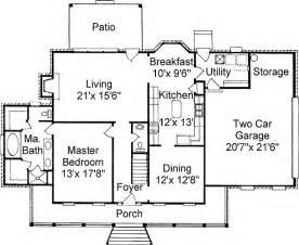 Beautiful Floor Plans by Architectural Designs