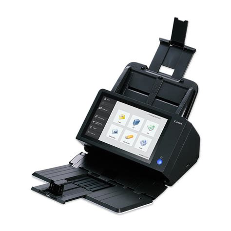 canon scanfront  network scanner ppm adf