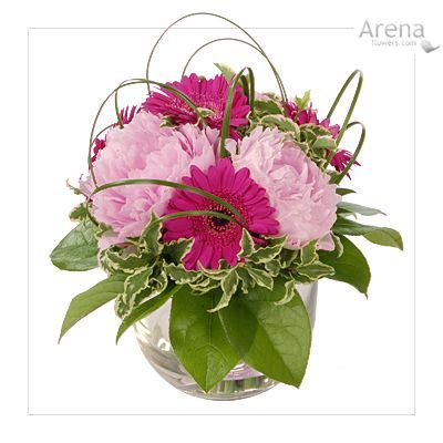 small flower arrangements for tables 13 best images about peony arrangements on