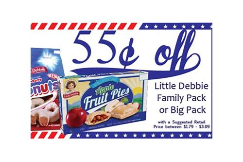 little debbie coupon clipping service