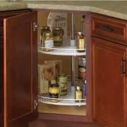 kitchen cabinets lazy susan knape vogt 2 shelf full round wire lazy susans for