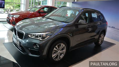 bmw malaysia contact bmw malaysia announces local assembly for the f48 bmw x1