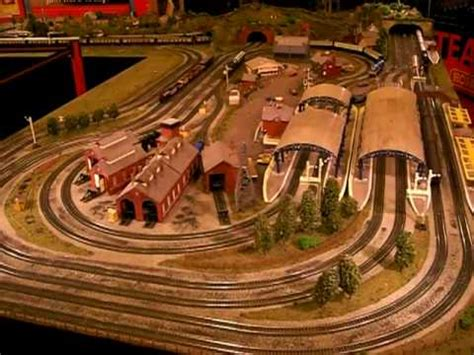 oo layout youtube t57 v03 hornby oo gauge layout at glasgow youtube