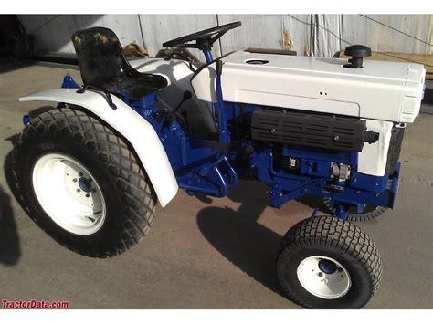 tractordata mitsubishi mt372 tractor photos information
