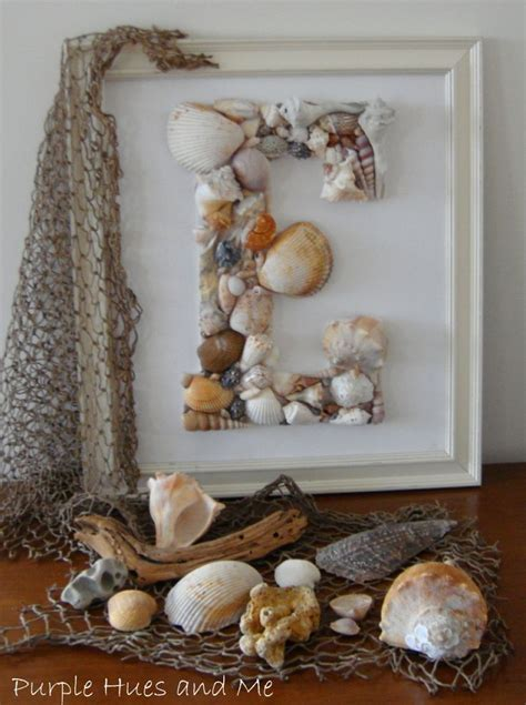 seashell home decor the 25 best seashell art ideas on pinterest shell art