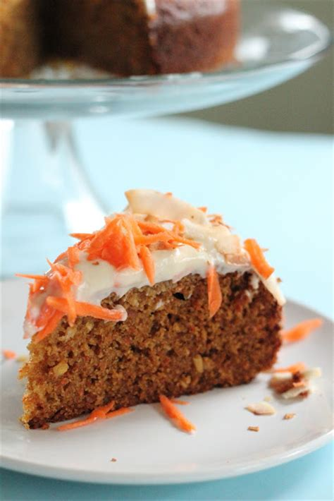 coconut carrot cake carrot and coconut cake with honey cream cheese frosting
