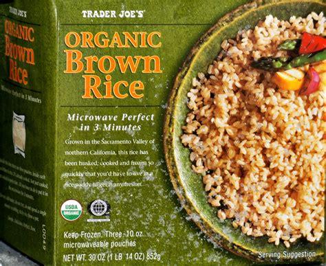 organic light brown rice brown rice in microwave bestmicrowave