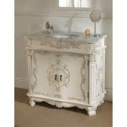 antique vanity unit
