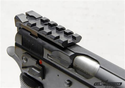 cz 75 sp 01 red dot laser cz sp01 75 shadow picatinny rear sight select shooting