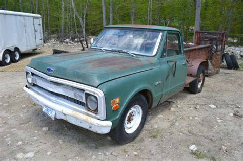 grave digger truck for sale 1969 chevy c20 pto dump former grave digger