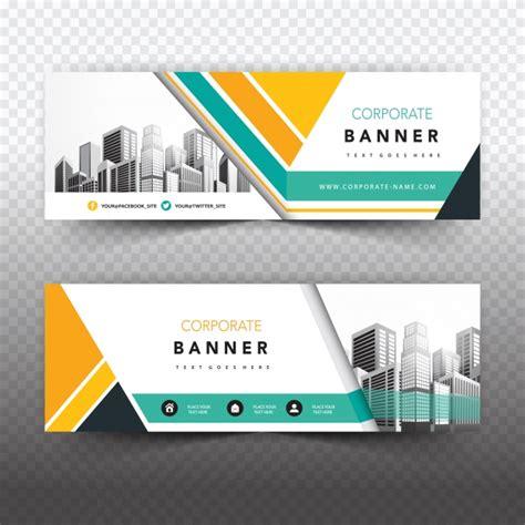 design banner freepik creative business banner vector free download
