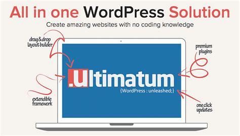 ultimatum theme creator last day ultimatum 2 8 the ultimate wordpress theme