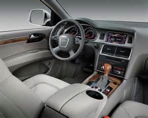 2007 Audi Q7 Interior 2007 Audi Q7 Pictures Cargurus