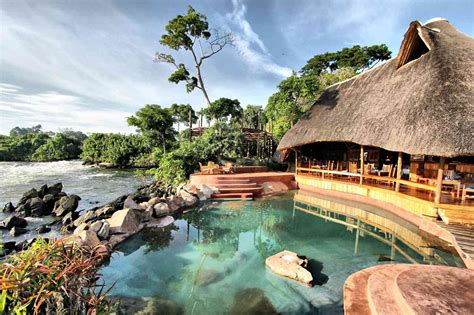 waters and the wild wildwater lodge prime uganda safaris tours