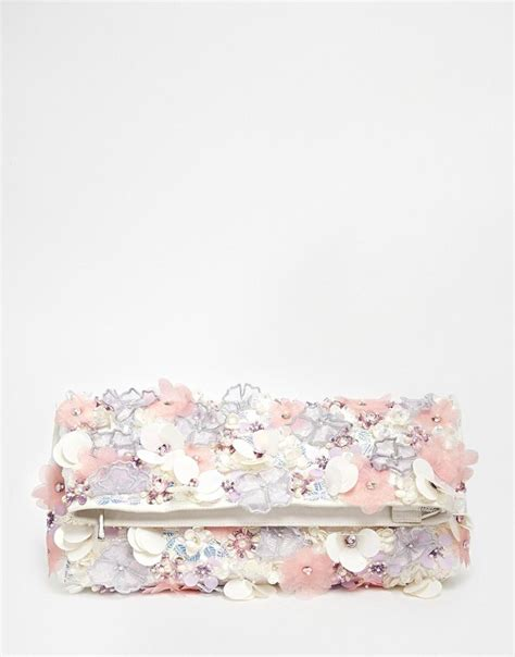 Asos Vintage Style Scarf Clutch 2 by Best 25 Floral Pillows Ideas On Floral