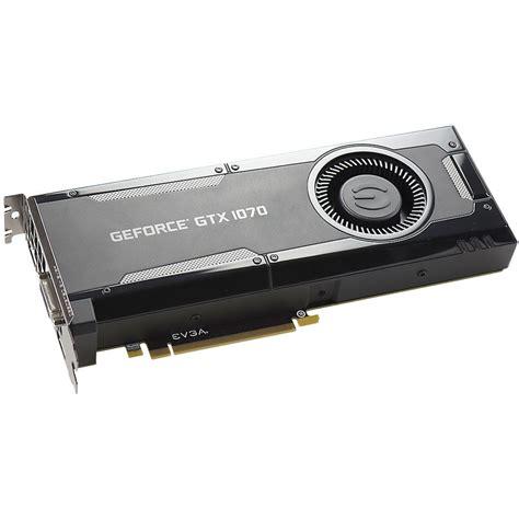 Vga Gtx 1070 Evga Geforce Gtx 1070 Gaming Graphics Card 08g P4 5170 Kr B H