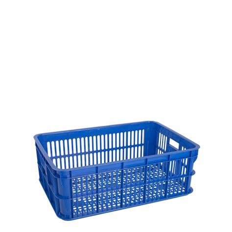 Rak Minimarket Batam kontainer industri plastik serbaguna 2294l raja plastik