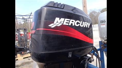 sw boat outboards 6m3a73 used 2003 mercury 90elpto sw 90hp 2 stroke remote