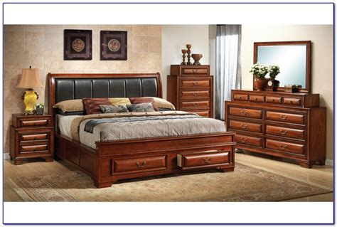 ashley furniture king size beds alpine queen metal bed by