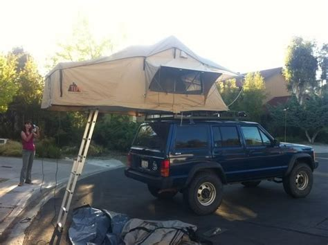 Jeep Xj Roof Top Tent Rooftop Tent Jeep Xj Inspiration
