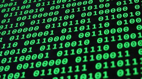 binary code binary code just some random binary code christiaan
