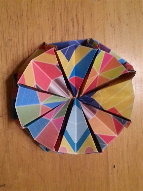 origami magic circle things i like