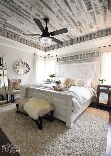 modern french country master bedroom  room challenge reveal