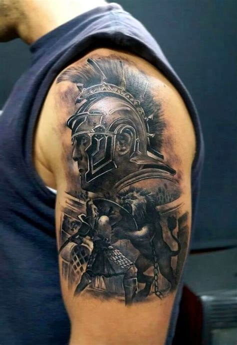 40 strong and perfect warrior tattoos warrior tattoos