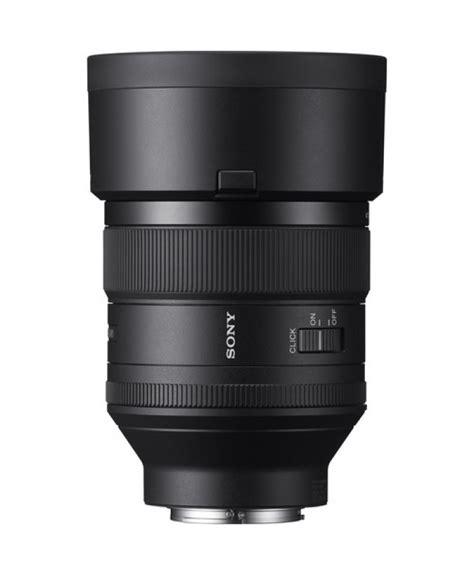 Sony Fe 85mm F 1 4 Gm Lens Hitam sony fe 85mm f 1 4 gm lens