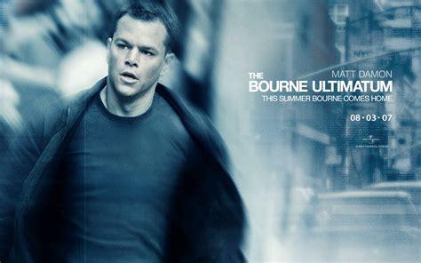 The Bourne Ultimatum the bourne ultimatum upcoming wallpaper 122619