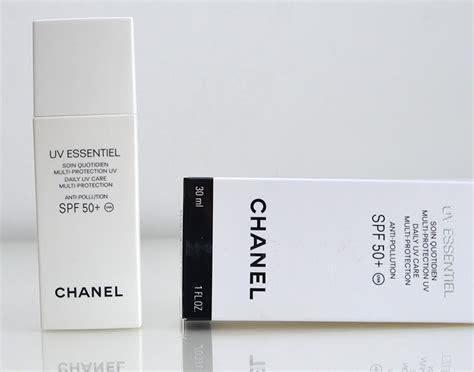 Chanel Uv Essentiel Spf 50 by Products For Fair Skin Chanel Uv Essentiel Daily Multi