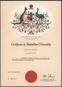 certificate template australia australian citizenship certificate search