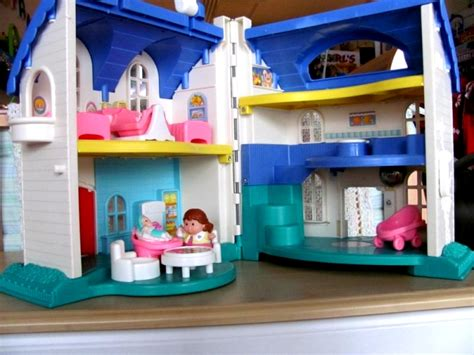 fisher price little people dolls house gallery for fp