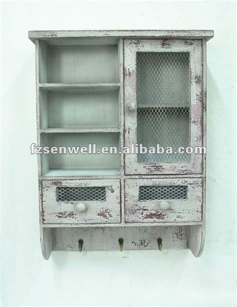 shabby chic wall cabinet shabby chic kitchen wall cabinet for seasoning view