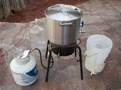homebrewing brewing outside serious eats