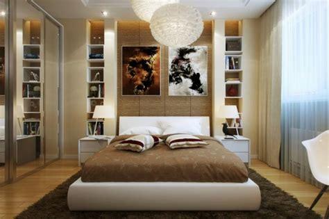kleines modernes schlafzimmer zimmer gem 252 tlich gestalten