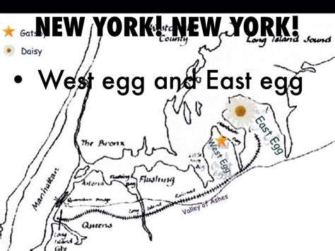 east egg and west egg in the great gatsby chart the great gatsby by hannah jamison