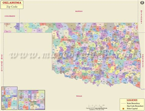 oklahoma city zip code map zip code map oklahoma swimnova