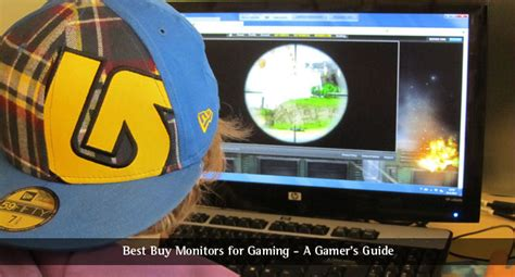 monitors best buy best buy monitors for gaming a gamer s guide