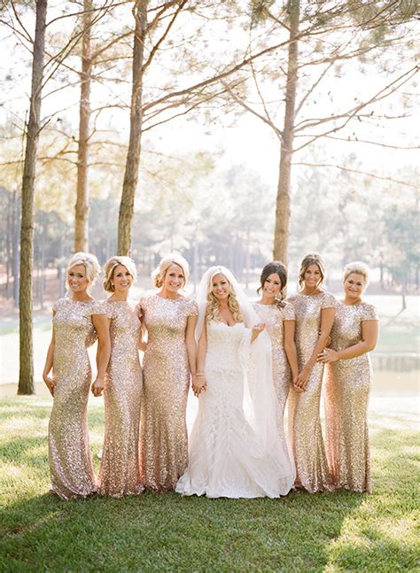 white and gold l gold and white glam wedding