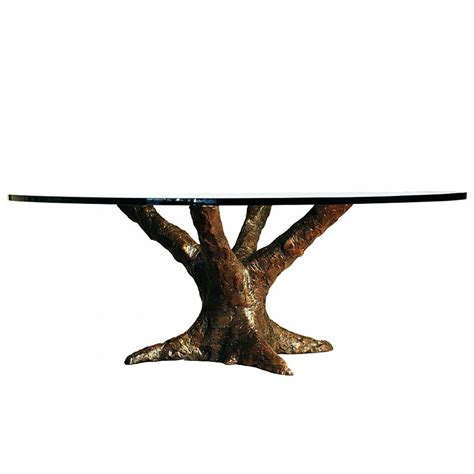 corbin bronze coffee table tree branch exclusive