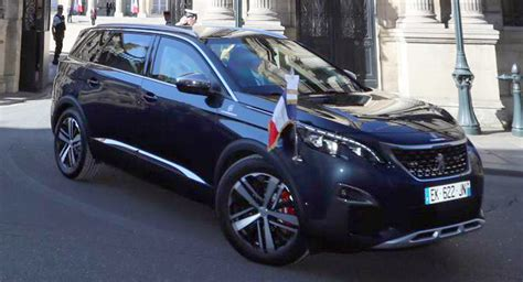 Auto Tuning Peugeot 5008 by President Macron Gets A New Peugeot 5008 For Bastille Day