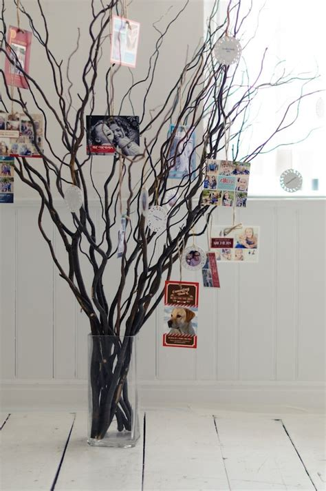 christmas card tree 9 ways to display and store your