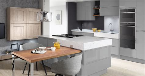 premier kitchen cabinets uk trend alert grey kitchens premier blog premier