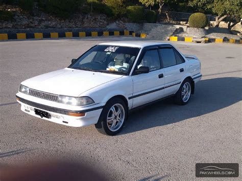 1988 Toyota For Sale Used Toyota Corolla 1988 Car For Sale In Taxila 784876