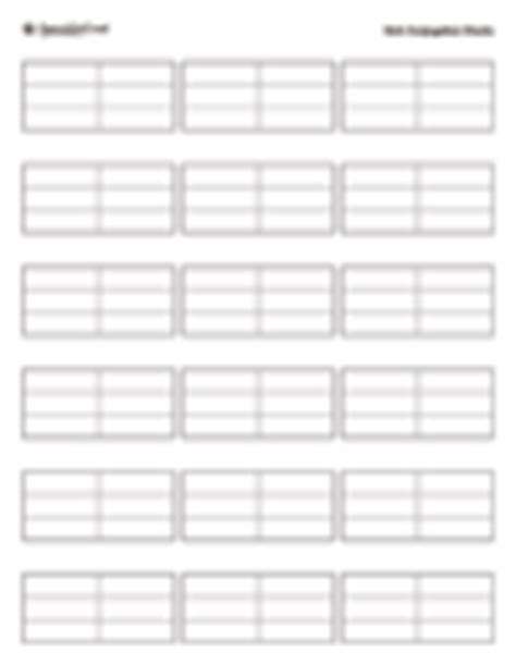 printable resources for teaching and learning spanish