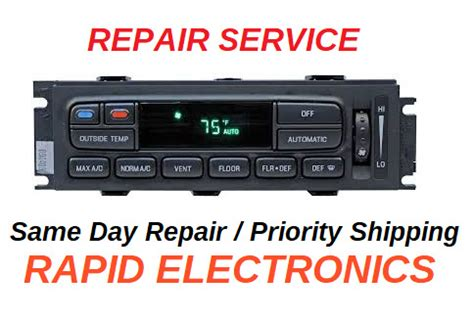 auto air conditioning repair 2003 ford crown victoria lane departure warning ford crown victoria 1995 2011 repair service ac heater climate control hvac ebay