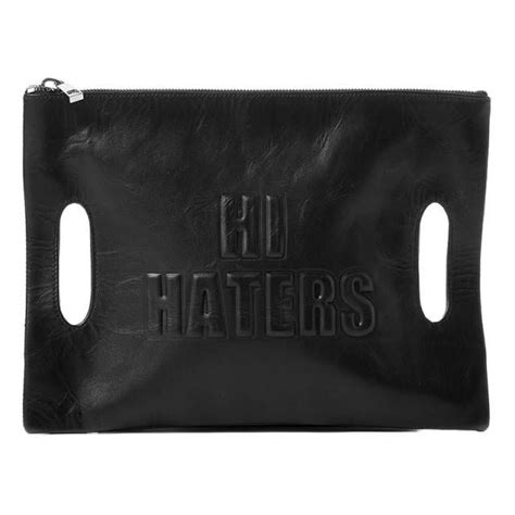 Haters Clutch by Best Handbags And Purses Our Bag Obsession