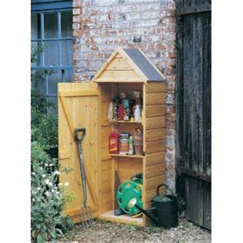 small tool shed  diy pinterest